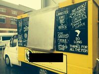 catering burger van trailer ford transit great business opportunity