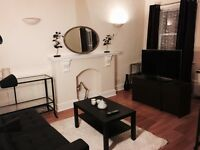 Holiday letting/1-4 months letting/Central Brighton/all bills incls