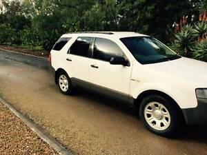 2007 Ford Territory Wagon Table Top Greater Hume Area Preview