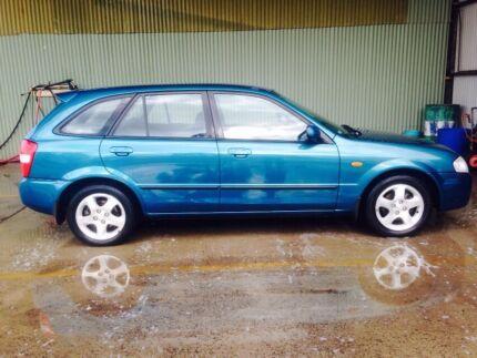 1998 Mazda 323 Deloraine Meander Valley Preview