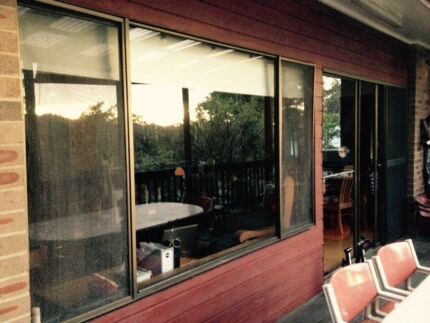 Bronze aluminium house windows West Ryde Ryde Area Preview