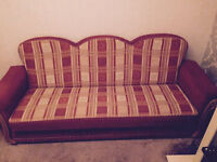 2 x Bed Settees