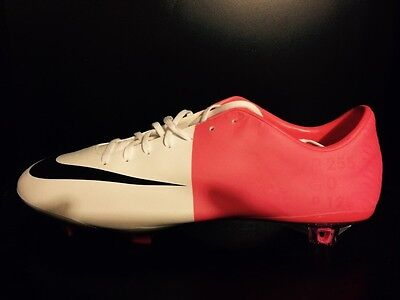 timeless design 1da36 fc352 Nike Mercurial Vapor VIII FG Soccer Cleats NEW MENS Size 13 NNB 509136-106  NWT