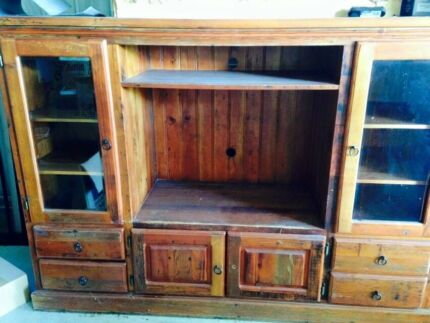 TV cabinet perfect to convert to an enclosure Rochedale South Brisbane South East Preview