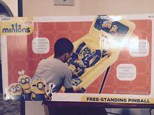 Minions free standing pinball machine Woodville Park Charles Sturt Area Preview