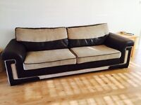 Larger 3-4 seater sofa in excellent condition