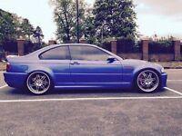 20 inch BMW alloys ( 20 inch wheels)
