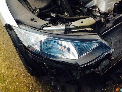 Honda Civic Driver Side Headlight & Bulb Headlamp Front Light 2012-2014