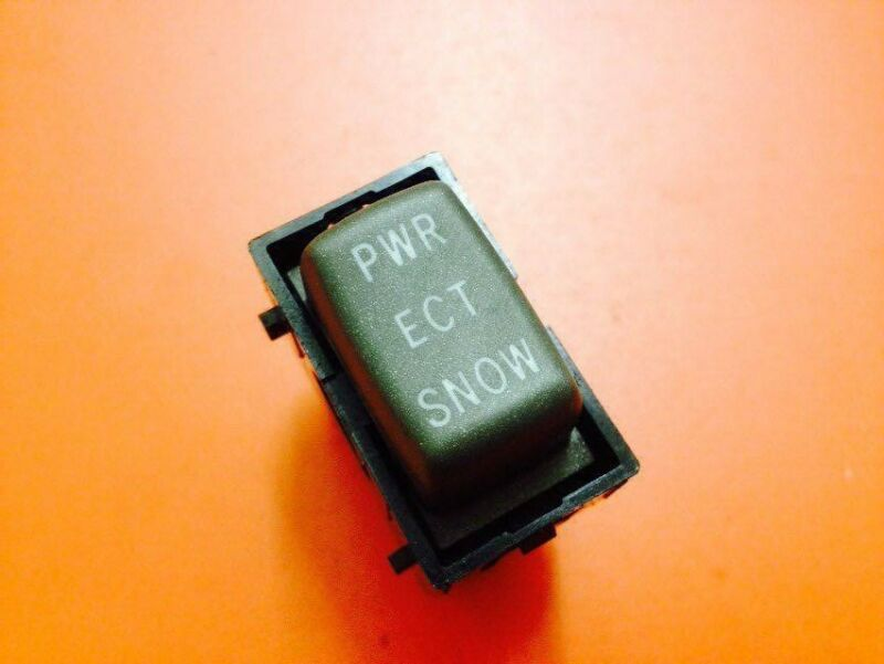LEXUS LS430 2002 POWER PWR ECT SNOW SWITCH