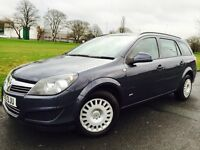 2010 Vauxhall Astra 1.7 Cdti Ecoflex 5dr## Estate ##£30 Year Tax