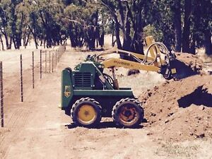 Small earthworks & Fencing Cootamundra Cootamundra Area Preview