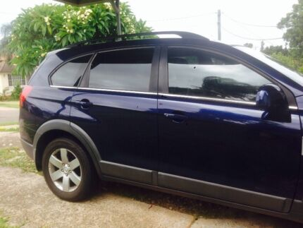 2009 Holden Captiva 7 seater Guildford West Parramatta Area Preview