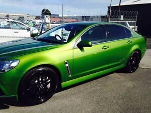 2015 Holden Commodore VF SS V Redline Sedan 4dr Spts Auto 6sp 6.0 Langwarrin Frankston Area Preview