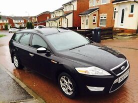 FORD MONDEO ESTATE 2008 YEAR DIESEL