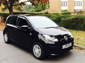 2015 Volkswagen UP! 1.0 Move Up 5dr.Panoramic Sunroof Electric. Road Tax 20 yearly