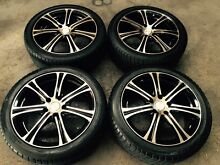17 inch Holden Astra rims & tyres Dandenong Greater Dandenong Preview