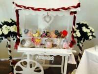 Candy/Sweet Cart