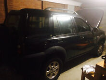 2003 LandRover Freelander to fix or for parts Muswellbrook Muswellbrook Area Preview