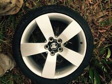 19'' Ve ssv rims and tyres Houghton Adelaide Hills Preview