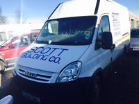 WANTED!!! IVECO DAILY VANS