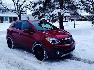 2013 Buick Encore, Still under Warranty! Low Km! Price reduced!