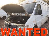 Mercedes Sprinter 310-312-412 WANTED