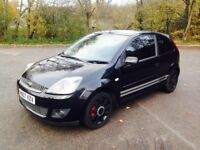 Ford Fiesta 1.2 silver 2007 cheap insurance not Astra Corsa Yaris polo clio Focus fabia