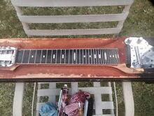 Fender Pedal Steel Guitar Erskineville Inner Sydney Preview