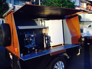 Coffee food trailer fully equipped Enoggera Brisbane North West Preview