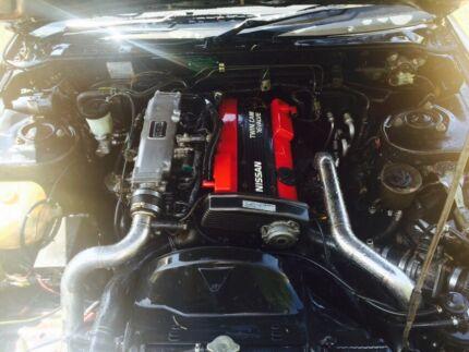S13 silvia ca18det auto Dublin Mallala Area Preview