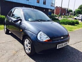 FORD KA 1.3 LUXURY LEATHER SEATS 12 MONTHS MOT
