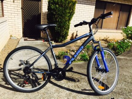 Fluid Vector bicycle (as new condition) Mortdale Hurstville Area Preview