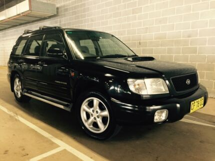 Subaru Forester GT 2001 MY02 AWD Luxury Auto  Dural Hornsby Area Preview