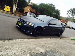 2008 Holden commodore sv6 Hoxton Park Liverpool Area Preview