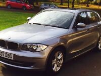 BMW 1 Series 118i SE, Full Service History, 44.000 MILES -Immaculate Condition