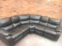 Harvey's Ex Display 'Bel Air' Range Reclining Sofa - Can Deliver