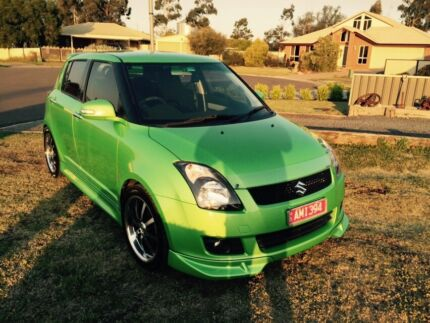 2009 Suzuki Swift Extreme 83,000klm Cambooya Toowoomba Surrounds Preview