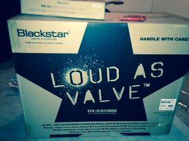 Blackstar 2x12 ID260 TVP guitar amp swaps
