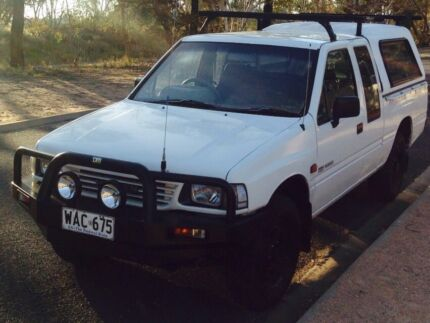 1997 Holden Rodeo Space cab Renmark Renmark Paringa Preview
