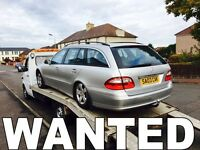 Mercedes Benz Vehicles WANTED!!!!