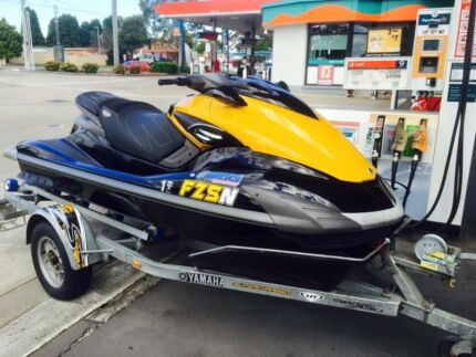 Yamaha Fzs waverunner Race Setup jetski for sale 90+mph