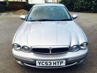 Jaguar X-Type 2.0 SPORT D 4d 130BHP 2 Former Owner Swap p.x Welcome