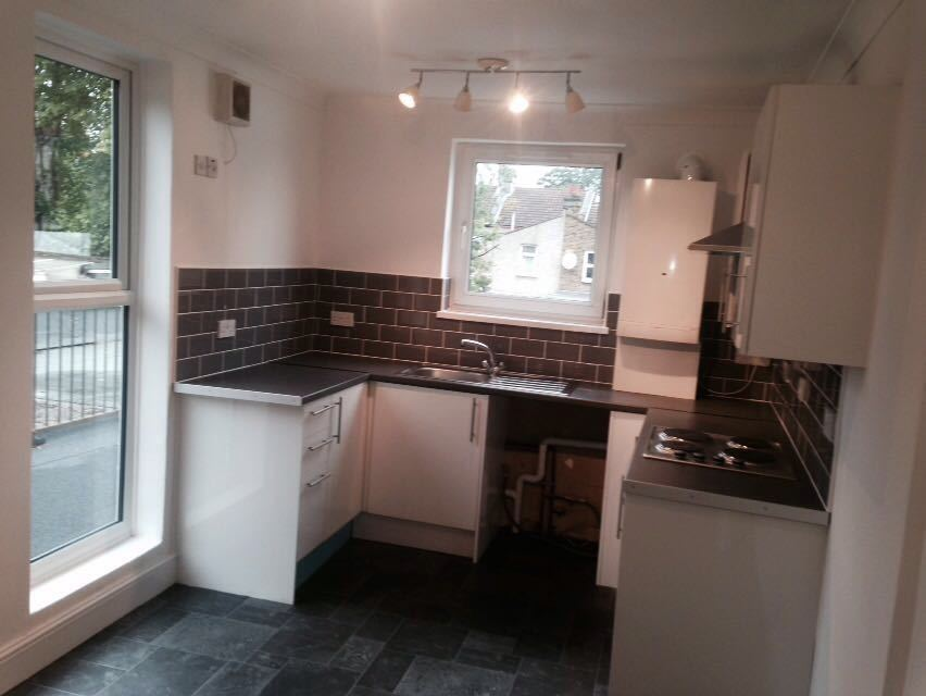 Brand new 2 bed flat in ilford