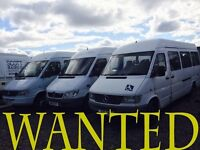 Mercedes Sprinter Van Wanted Any Age!!!!