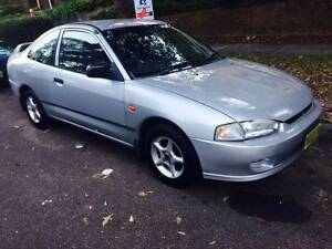 1997 Mitsubishi Lancer Coupe Eastwood Ryde Area Preview