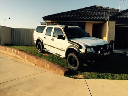 2006 turbo diesel 4wd Rockingham Rockingham Area Preview