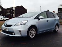 Toyota Prius+ 7 seater hybrid low mileage