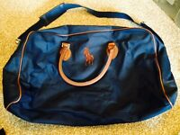 Polo Sport blue bag