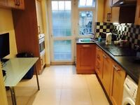 Fully furnished flat is available in a lovely house in Golders Green