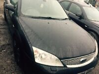 FORD MONDEO ST 2004 **BREAKING** ENGINE AND GEARBOX ALSO AVAILABLE